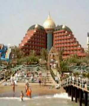 Delphin Palace Hotel, Lara, Antalya, Turkey