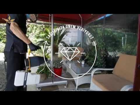 corona tedbiri almış oteller arasında öncü Volley Hotel İstanbul - Dezenfekte uygulamamız devam ediyor...