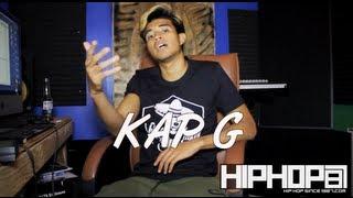 "Kap G Talks New Mixtape, ""Tatted Like Amigos"" Remix with Wiz Khalifa & Kirko Bangz & more"