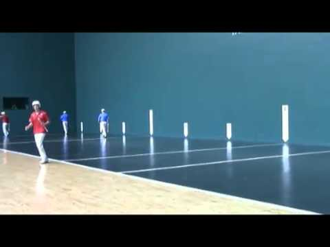 Final Pala Corta Ubanel-Lasala vs Egaña-Bariain