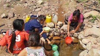 Quảng Trị: Nhiều xã vùng cao thiếu nước sạch nghiêm trọng