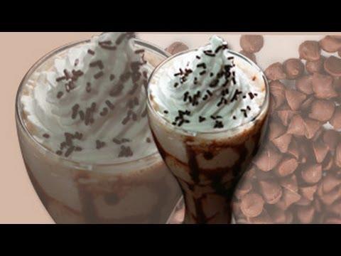 Συνταγή για milkshake σοκολάτα