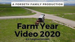 Farm Year Video 2020 (4-H Congress Version) thumbnail