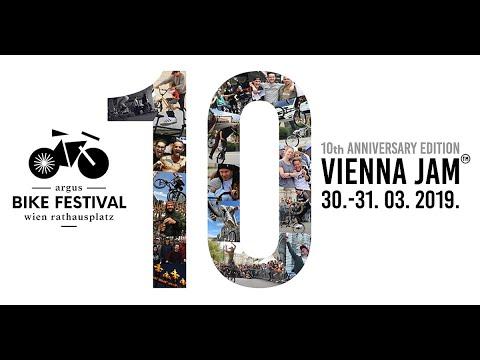 ARGUS Bike Festival 2019  -Vienna BMX Flatland Jam