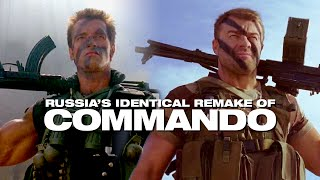 Russia's Identical Remake of Commando [D-Day / День Д] - Deja View