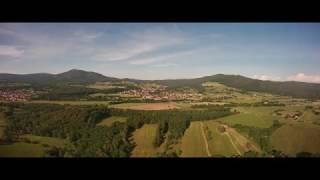 FPV Drone Promenade d'été