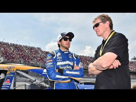 Chase Elliott On Following His Dad's Legacy | CampusInsiders