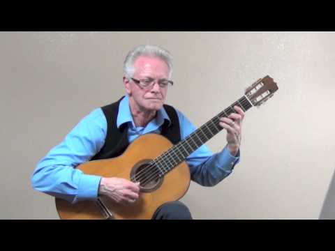 This is a video of the tune by the great guitarist Steve Howe. This is an example of just one of the many styles that I teach.