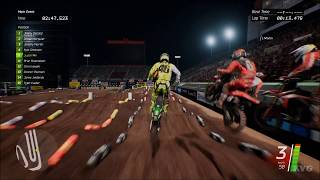 Monster Energy Supercross - The Official Videogame Gameplay (PC HD) [1080p60FPS]