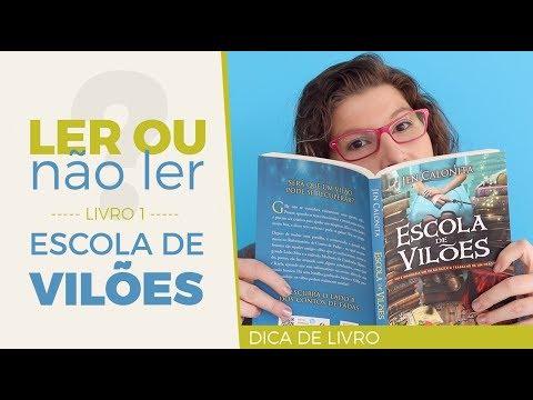 Escola de Vilões (Jen Calonita) - Livro 1