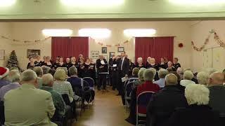 The Dukeries Singers Christmas Concert 2nd Half