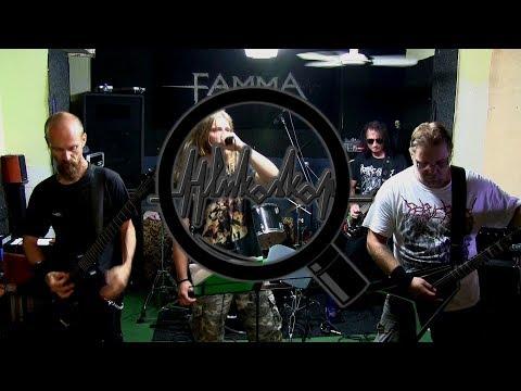 Famma - Famma - Alien Human Hybrid (skúšobňa 12.8.2018)