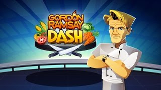 Gordon Ramsay DASH - Best Restaurant Game