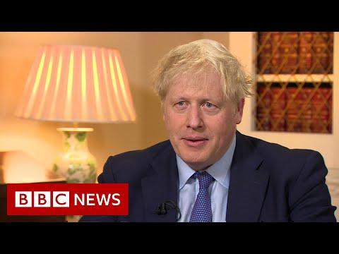 Boris Johnson: Replace Iran nuclear plan with 'Trump deal' - BBC News
