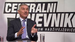 Đukanović šokira: Idemo u šumu i oružjem ako treba braniti Crnu Goru! Rat u CG je rat u regionu!
