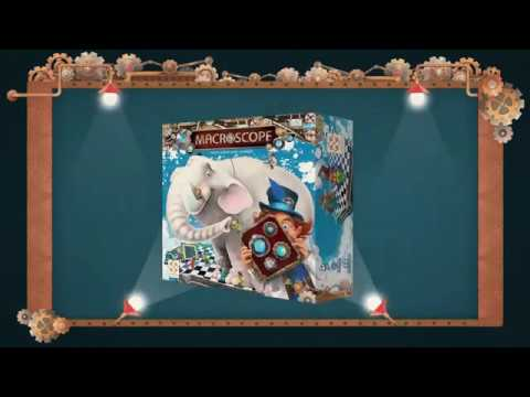 Macroscope board game quick review