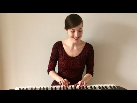 Ioana Nistor-Sisters of the Moon COVER(Fleetwood Mac)