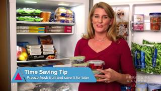 Fruity Ice Cube Trays With Holly Homer And Frigidaire
