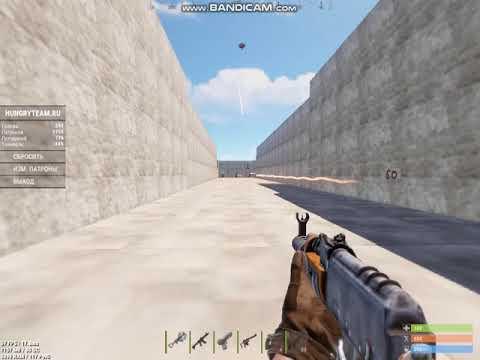 Rust no recoil macro   [Autohotkey] Rust  2019-02-22