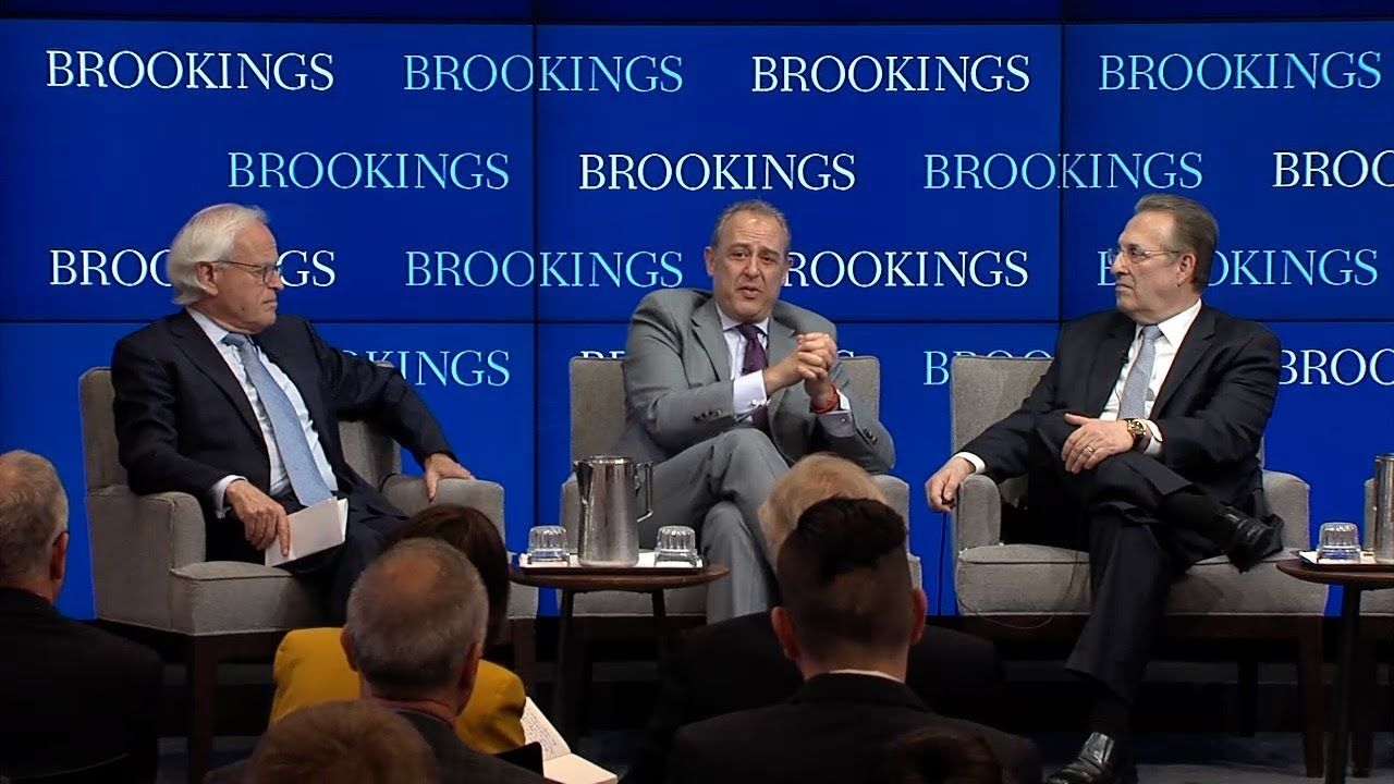 Panel 1: U.S.-Mexico relations - Ambassadors' perspectives