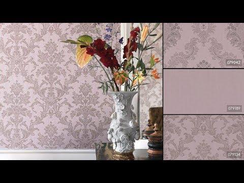 Видео Rasch Textil Mirage