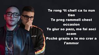 Rocco Hunt   Nisciun Feat. Geolier (Official Testo)