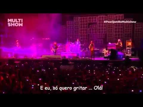 Música que Conrad e Kirby cantaram no bar - Pearl Jam (Small Town)