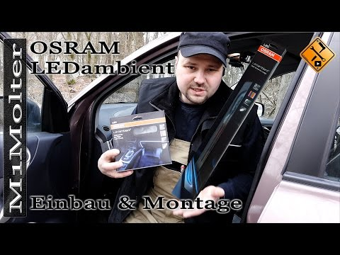 OSRAM LEDambient - Einbau und Einstellung von M1Molter