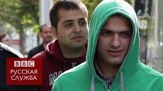 ТВ-новости: первая партия беженцев прибыла в Британию
