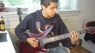Avenged Sevenfold - Radiant Eclipse (cover)