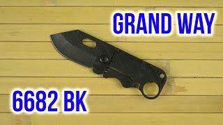 Grand Way 6682 BK - відео 1