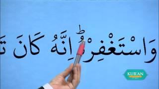 Kur'an Öğreniyorum 59.Bölüm - Nasr, Leheb Ve İhlas Suresi