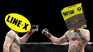 LINE-X VS RAPTOR: ОБЪЕКТИВНОЕ МНЕНИЕ