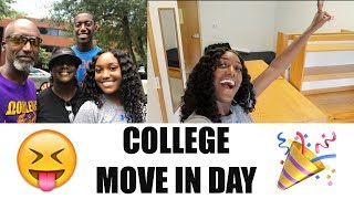SPELMAN COLLEGE VLOG #19 | MOVE IN DAY 2018 + DORM TOUR | KENNEDY SIMONE