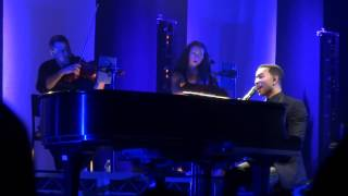 John Legend - Who Do We Think We Are live All Of Me Tour Sydney 05/12/14