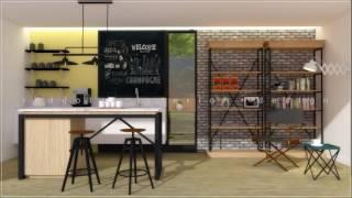 Industrial Chic Kitchen Designs