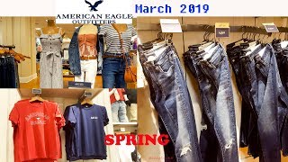 AMERICAN EAGLE Men And Womens SPRING SUMMER 2019
