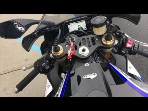 2017 Yamaha R1 M | First Look