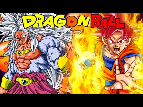 Dragon Ball Z ZEQ2 Revolution Gold: Super Saiyan God Goku