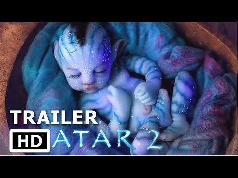 Avatar 2 Trailer : The Born Of Baby Pandora FanMade Trailer
