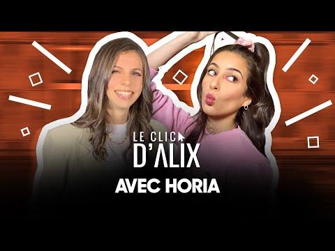 L'INTERVIEW D'HORIA #LeClicDAlix w/ @Horia