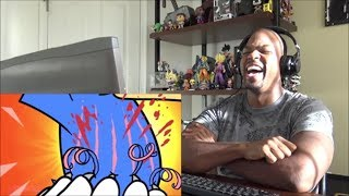 Mario VS Sonic (Nintendo VS Sega)   DEATH BATTLE! - REACTION!!!