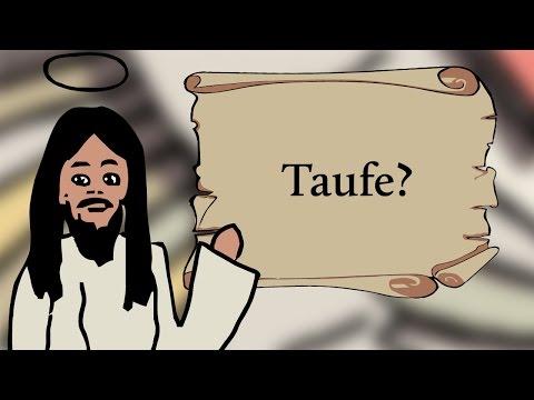 Was ist die Taufe?