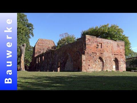 The Monastery Ruins of Eldena // Germany