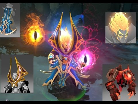 Dota 2 Wallpaper Invoker Immortal Many Hd Wallpaper