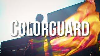 Cavaliers 2017: Color Guard