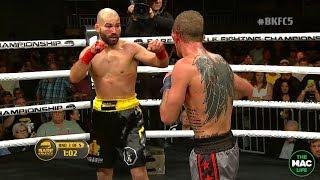 FULL FIGHT: Artem Lobov vs. Jason Knight | Bare Knuckle FC 5
