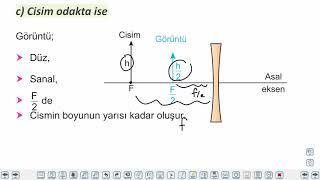 Eğitim Vadisi 10.Sınıf Fizik 23.Föy Mercekler - Prizmalar Konu Anlatım Videoları