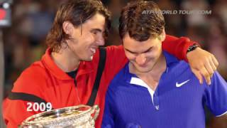 Legends Preview Federer/Nadal Australian Open Final