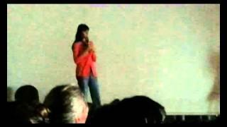 preview picture of video 'Marina Tonini Nova Milanese 6 settembre 2014'